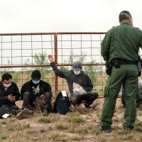 Border Apprehensions Reach 20-Year High in April