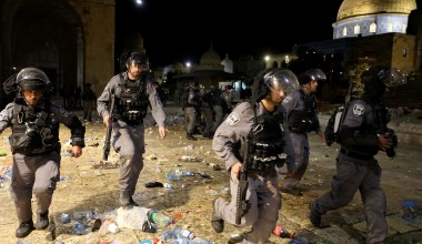 Jerusalem Riots: What the Media — and Rashida Tlaib — Ignore