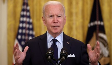 Biden Speaks to Netanyahu, Says Israel Has a 'Right to Defend Itself'