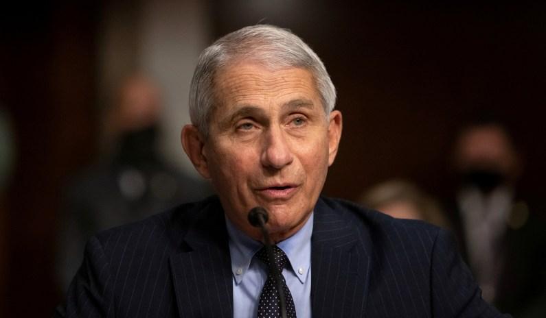 GOP Senators Demand Fauci Resign or Be Fired