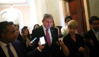 Centrist Senators Announce Bipartisan Infrastructure Deal