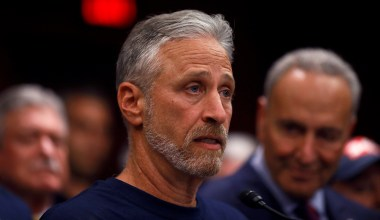 Jon Stewart Endorses Lab-Leak Theory, Says Pandemic 'More Than Likely Caused by Science'