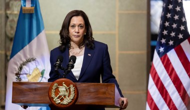 Kamala Harris to Finally Visit Border Months after Being Tapped to Handle Migrant Crisis