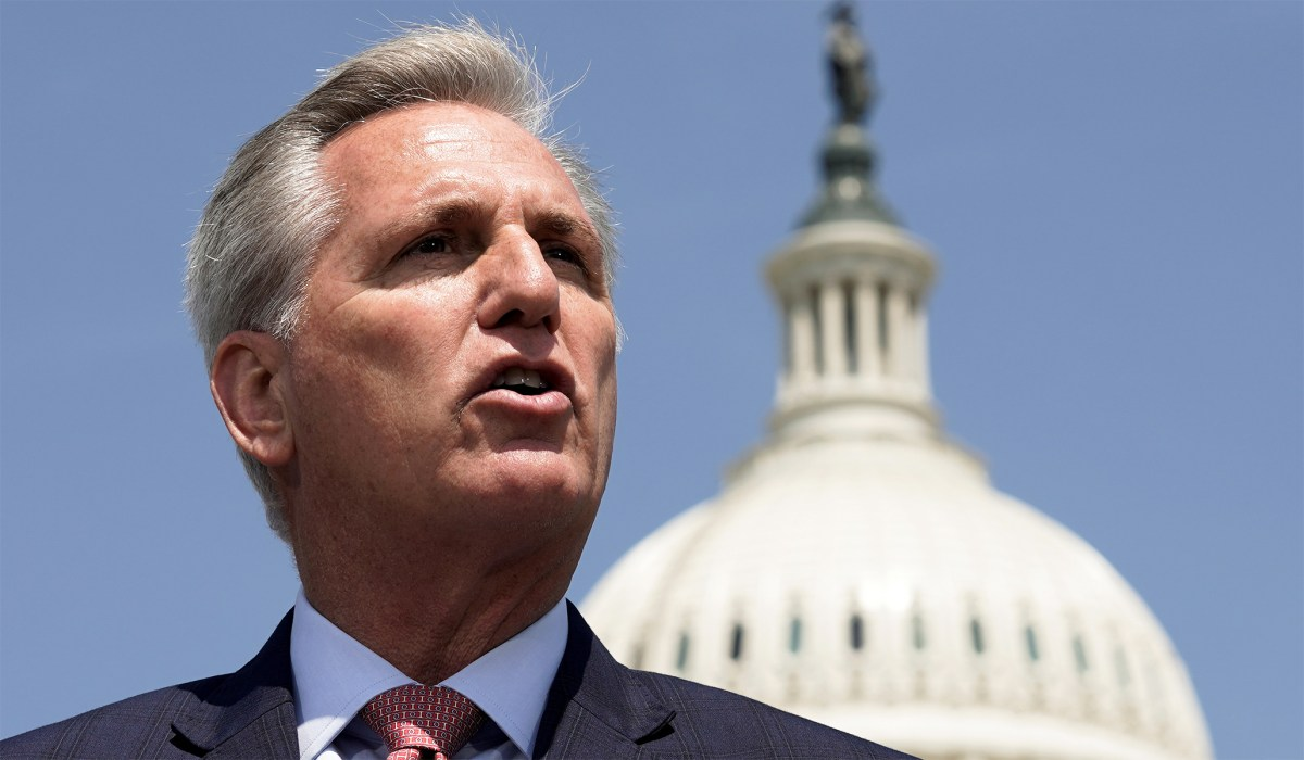 McCarthy Warns 'Our Country Is In Crisis' in Letter to GOP Caucus | National Review