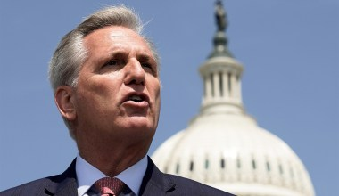 McCarthy Warns 'Our Country Is In Crisis' in Letter to GOP Caucus