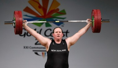 New Zealand Weightlifter to Become First Transgender Athlete to Compete in Olympic Games