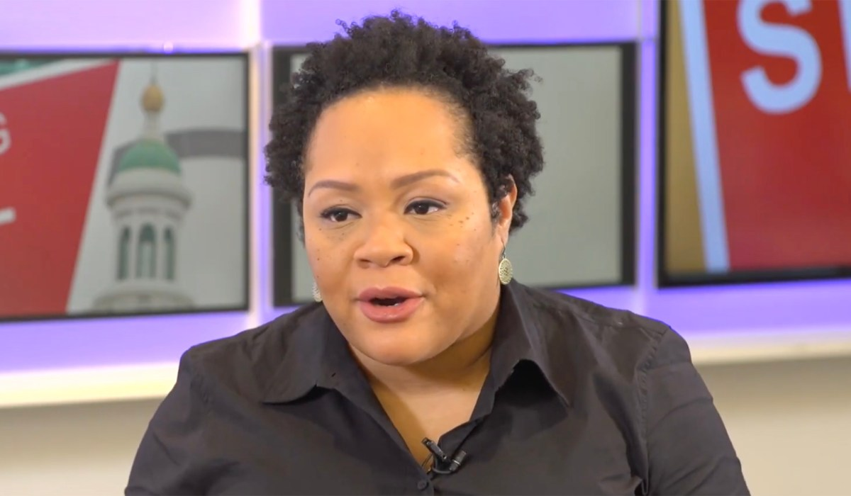 Yamiche Alcindor Says the Founders Would Support 'For the People Act' | National Review