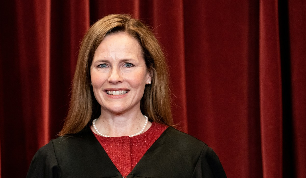 Justice Amy Coney Barrett Proves Democrats' Obamacare Doomsaying Wrong | National Review
