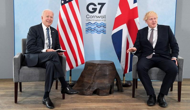 The G7's Digital-Tax Plan