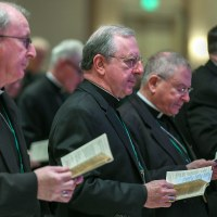 Catholic Bishops Vote to Draft Communion Guidelines that Could Exclude Abortion Proponents