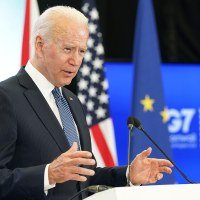 It's Time for Biden to Get Tough on Russia