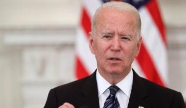 Biden Vows a Crackdown on Illegal Gun Dealers, Labeling them 'Merchants of Death'