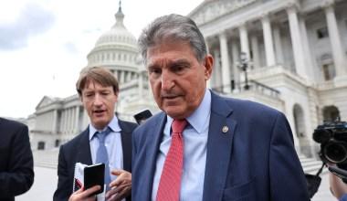 GOP Senators Express Skepticism on Manchin Voting-Bill Compromise