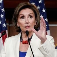 Pelosi Denies 'Rebuking' Omar over U.S.-Taliban Comparison: 'She Clarified, We Thanked Her'