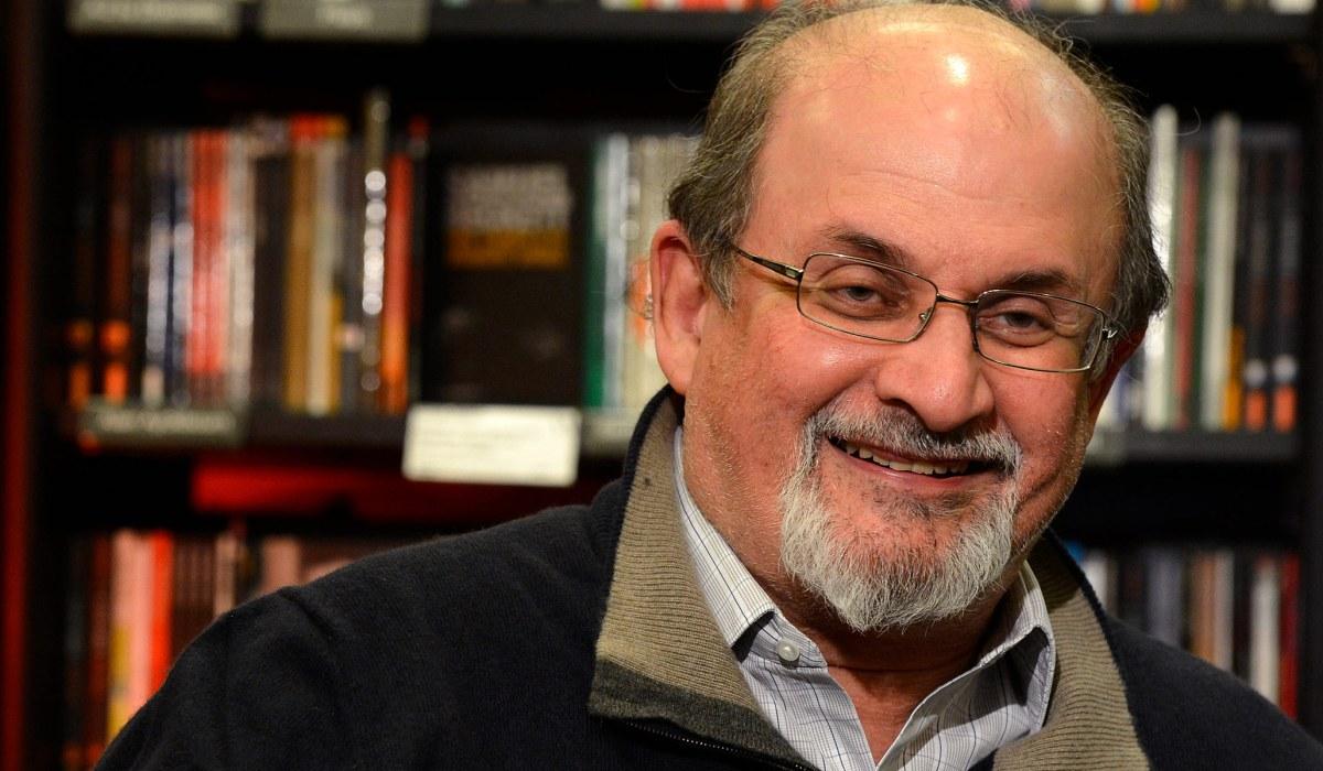 Salman Rushdie Strikes Again | National Review