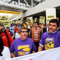 The Public-Union Stranglehold on California Politics Is Weakening