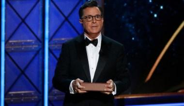 Stephen Colbert Flubs Basic Fact about COVID Origin during Jon Stewart Exchange