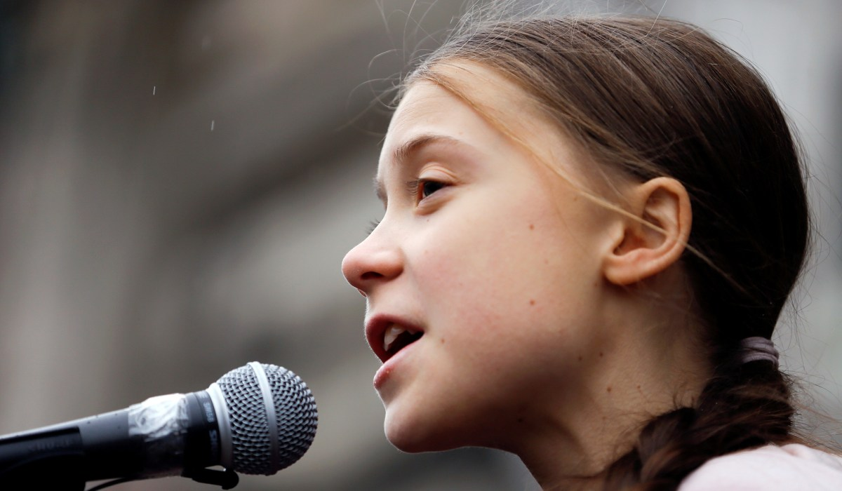 Greta Thunberg-Inspired Climate Org Labels Itself 'Racist' and Disbands | National Review