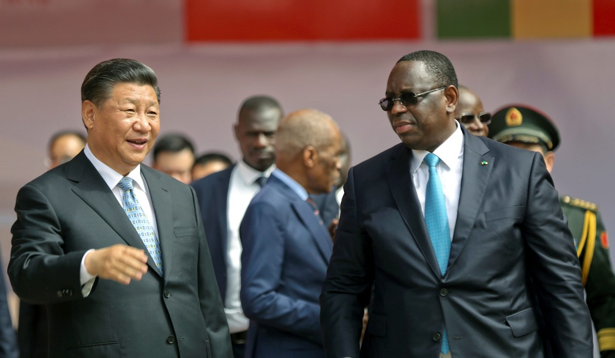 China's 'Soft Power' in Africa Has Hard Edges   National Review