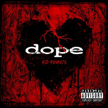 Edsel Dope from the band DOPE  National Rock Review