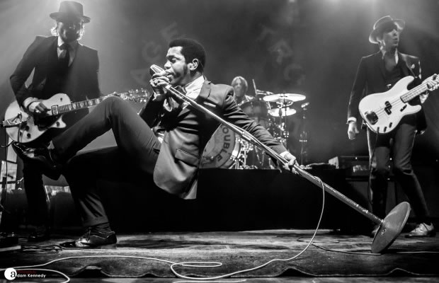 Vintage Trouble Uk Tour Blog April 2015 National Rock Review