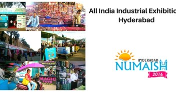 All India Industrial Exhibition Numaish Hyderabad