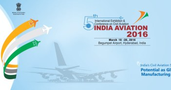 India Aviation 2016 Hyderabad