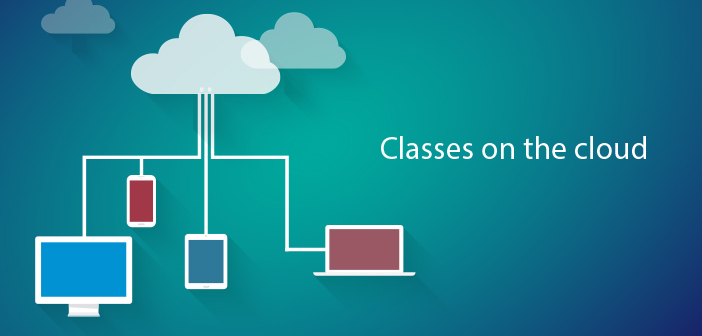 classle_classes on the cloud