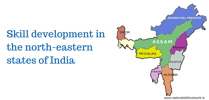 Skill development - North-east India
