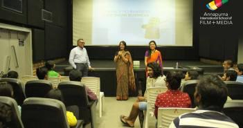 Annapurna International School of Film and Media - AISFM