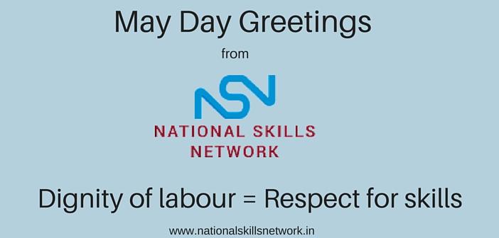 National skills network May Day
