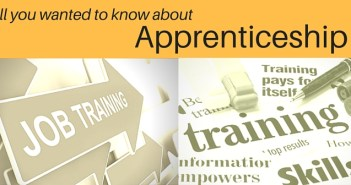 Apprenticeship training skill development