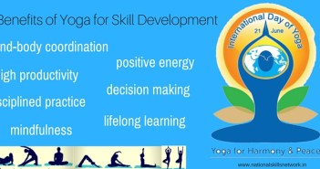 Yoga and skill development