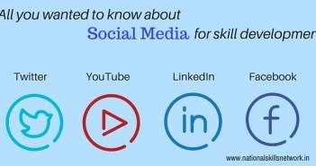 Skill development social media