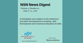 skill development news digest 150716