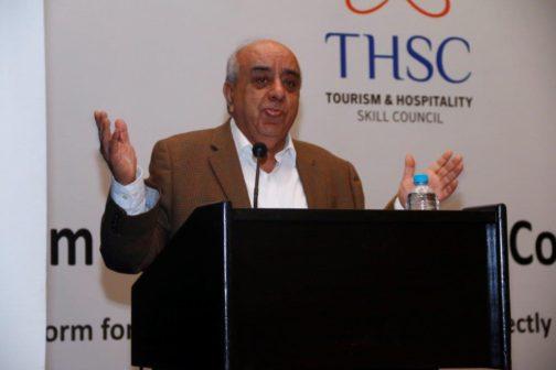 Arun Nanda Chairman THSC