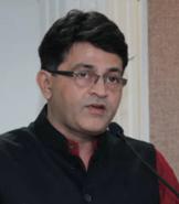 Binit Bhatt COO GJSCI