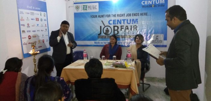 Centum Pre-placement fair