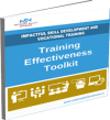 Training effectiveness toolkit