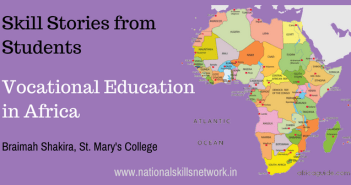 vocational education Africa