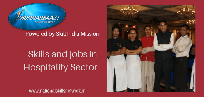 Skills and jobs in hospitality sector