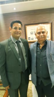 Launch of Ramesh Sippy Academy of Cinema & Entertainment