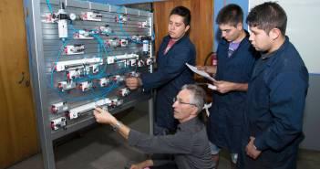 German Apprentice System