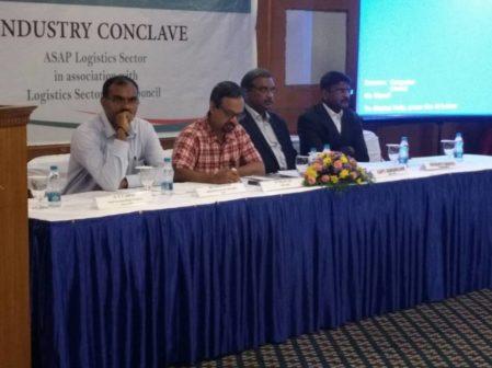 ASAP logistics conclave 1