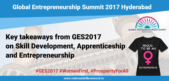 GES2017 skill development