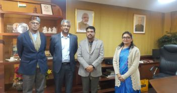 RSDC Meeting with Minister MSDE