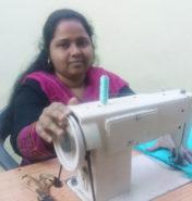 Seema skilled tailor
