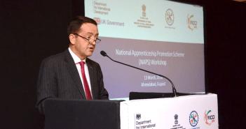 DFID NAPS workshop Gujarat
