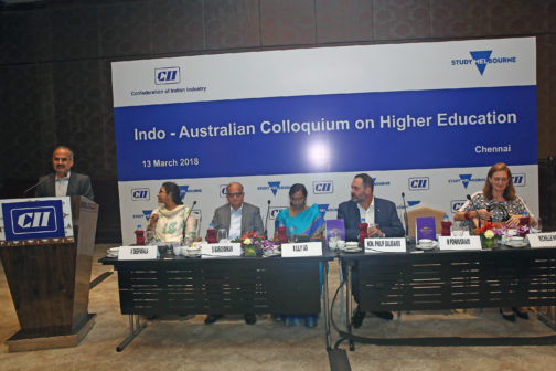 indo_australian_colloquium - Mr Ponnuswami CII