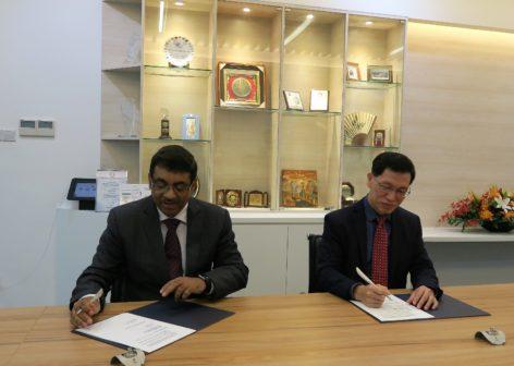 NUS Institute Singapore NSDC MoU1